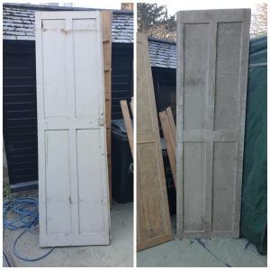 Victorian Wardrobe Door