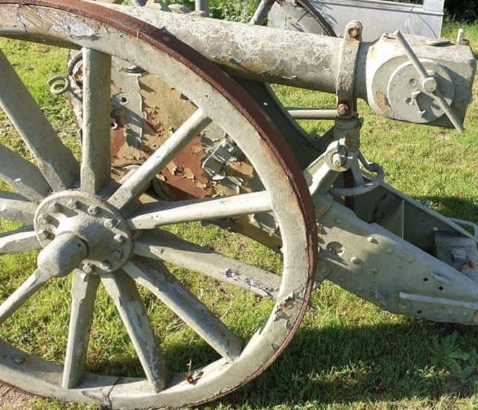 Field Artillery Gun