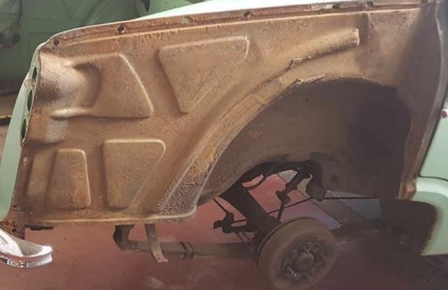 Truck Panel