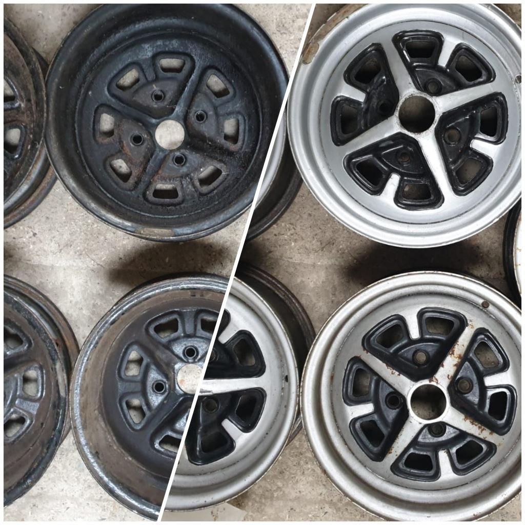Mg Wheels