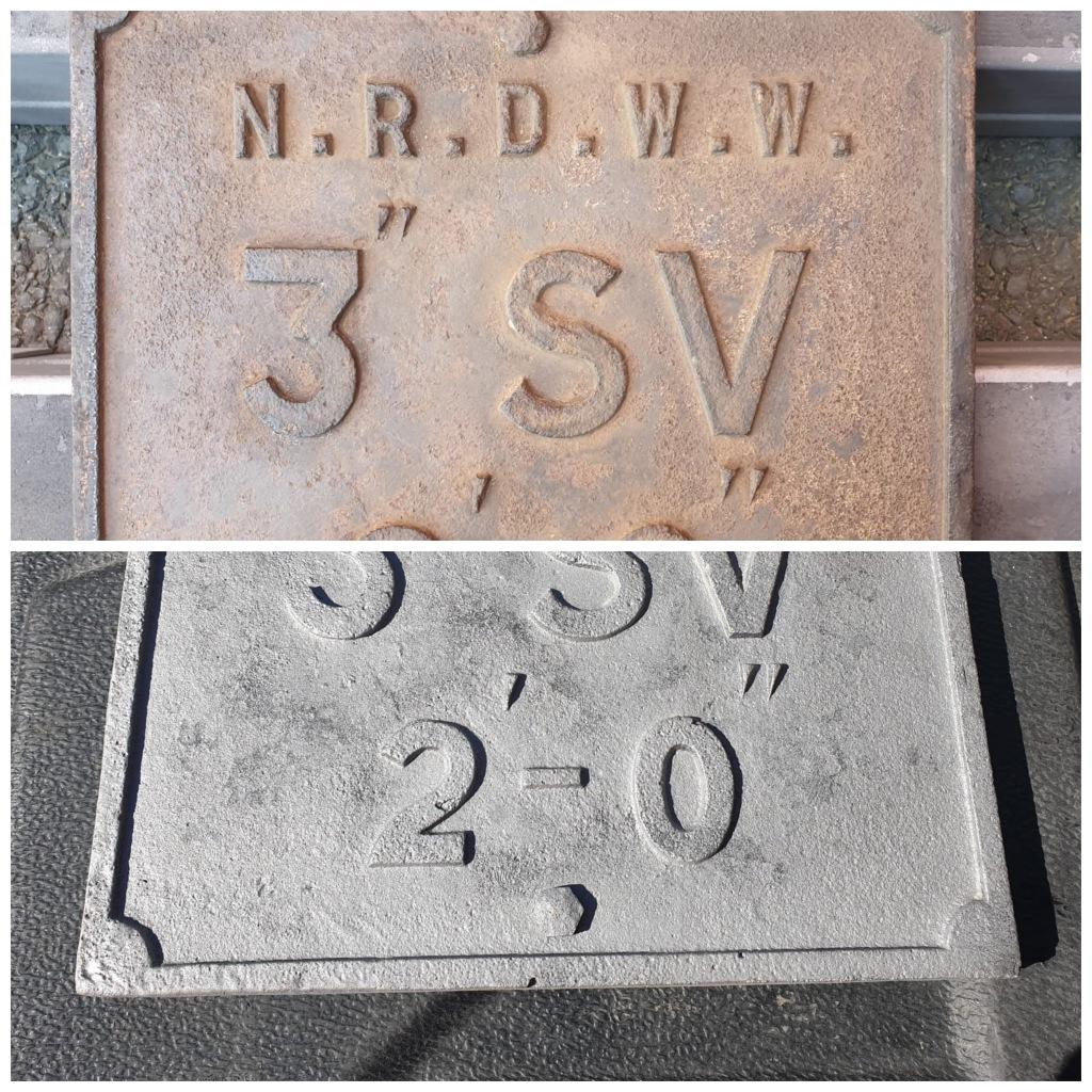 Railway signs